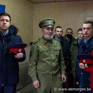 Als een Rus geen honger lijdt, demonstreert hij niet