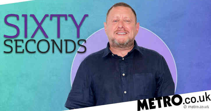Shaun Ryder on why he's taking a punt at stand-up