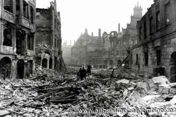Bombennacht: 730 Augsburger starben in der Nacht auf den 26. Februar 1944