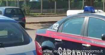 Charred body found in car near Naples - La Gazzetta del Mezzogiorno