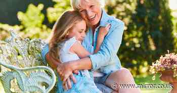Kids warned not to hug grandparents too much - even if they're vaccinated