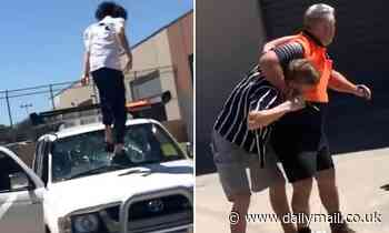 Gang of Perth students violently attack two tradies fixing fire hydrant [Video]