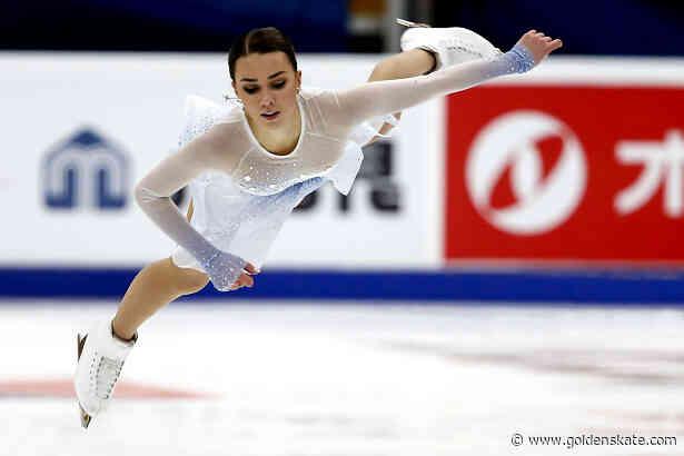Russia's Elizaveta Nugumanova stays motivated despite heavy field