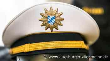 Ausgebüxter Hund hält in Augsburg mehrere Polizeistreifen auf Trab
