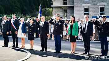 Ille-et-Vilaine : deux casernes de Gendarmerie inaugurées à Liffré et Chateaubourg – L'Essor - L'Essor de la gendarmerie nationale