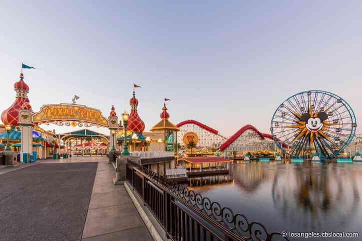 Fans Hungry For 'A Taste Of Disney' Can Get Into California Adventure Park On March 18