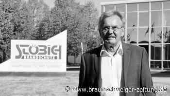 Brandschutz-Unternehmer Jochen Stöbich ist tot