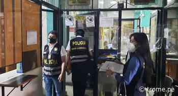 Junín: PNP interviene oficinas de la municipalidad de Satipo por presuntos actos de corrupción - Diario Trome