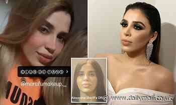 Makeup artist who glammed up El Chapo's beauty queen wife hopes to see her client 'soon'