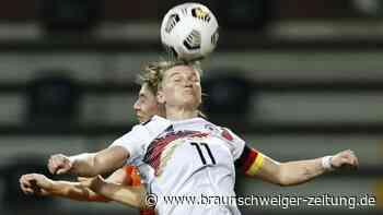 Testspiel: DFB-Frauen verlieren unglücklich: 1:2 in den Niederlanden