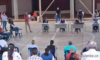 Comunidad de Montebello pide estación de Policía y pie de fuerza - Diario Occidente