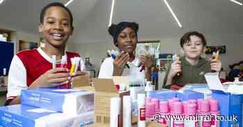 Mirror readers put school supplies in the hands of hundreds of needy kids