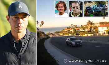 LA cops say no criminal charges for Tiger Woods over crash