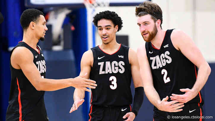 Gonzaga, One Of Five Ranked Teams On Five Consecutive Nights, 'Just Has So Many Different Answers,' Says CBS Sports's Jon Rothstein