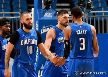 Orlando Magic's Second Half of 2020-21 Regular Season Schedule Released