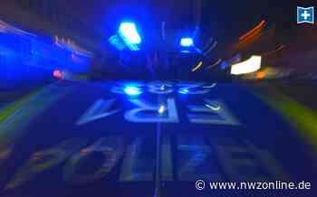Mann mit Messer bedroht: Räuberische Erpressung in Visbek - Nordwest-Zeitung