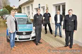 POL-CLP: Visbek- Personeller Umbruch bei der Polizeistation in Visbek (mit Fotos) - Presseportal.de