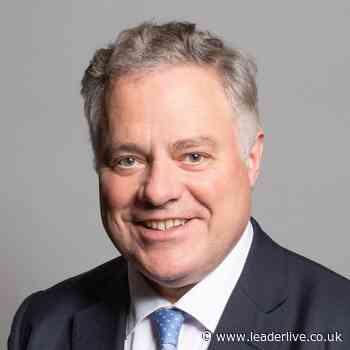 Simon Baynes MP takes virtual tour of Plas Madoc - LeaderLive