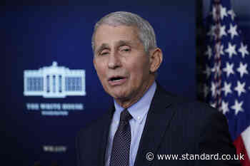 Anthony Fauci: Anti-vaccine sentiment in UK and US 'quite concerning'