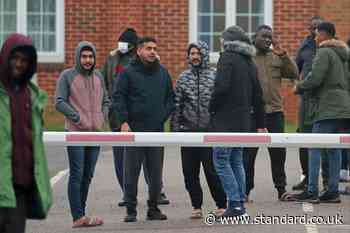 Covid outbreak at Kent barracks housing asylum seekers saw nearly 200 cases