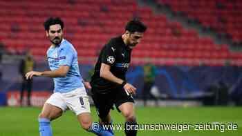 Europa League: Gladbach beim 0:2 gegen Man City überfordert und chancenlos