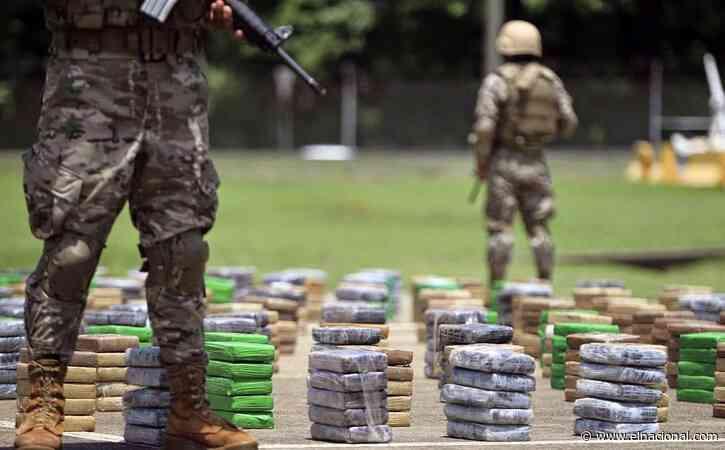 Detuvieron en Colombia a dos narcotraficantes pedidos en extradición por EE UU