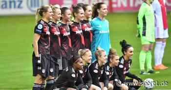 Champions League der Frauen: SPORT1 zeigt FC Bayern, Wolfsburg live im TV, Stream - SPORT1