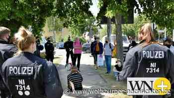 Klima-Aktivisten kündigen erneut Demo in Wolfsburg an - Wolfsburger Nachrichten