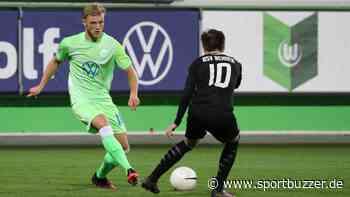 Von Wolfsburg II zu Werder II: Tom Berger will in Bremen Profi werden - Sportbuzzer