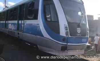 Ciclista morre em acidente com trem no Cabo de Santo Agostinho - Diário de Pernambuco