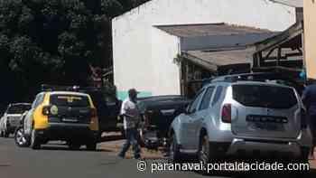 Jovem é baleada durante o trabalho no Centro de Loanda - ® Portal da Cidade   Paranavaí