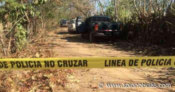 Asesinan a un hombre en colonia Santa Bárbara de Guazapa - Solo Noticias