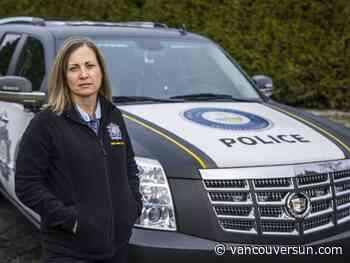 Gang police arrest three men after shot-up car stopped in Surrey