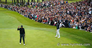Golf Without Tiger Woods? His Fellow Players Can Barely Imagine.
