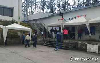 Venden turnos para matriculación vehicular en Ambato - La Hora (Ecuador)