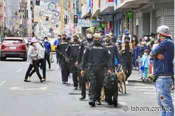 Ambato construye plan de seguridad ciudadana - La Hora (Ecuador)
