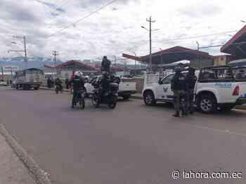 No se logra aplacar la inseguridad en el mercado Mayorista de Ambato - La Hora (Ecuador)
