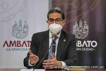 Alcalde de Ambato señaló que el incendio del Casigana está en investigación - Diario Los Andes