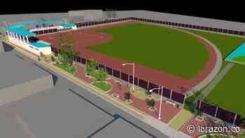 Construirán cancha de sóftbol y fútbol en barrio San Bernardo de Montelíbano - LA RAZÓN.CO