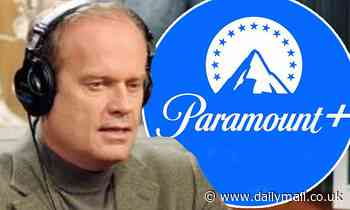Frasier revival with Kelsey Grammer reprising his titular role joins lineup of Paramount+ programs