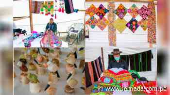 Centro Artesanal de Huanta: Un grato espacio para llevarte un recuerdo - Jornada