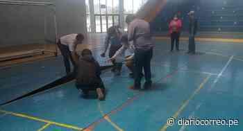 Advierten serios daños en nueva infraestructura de la IE González Vigil - Diario Correo