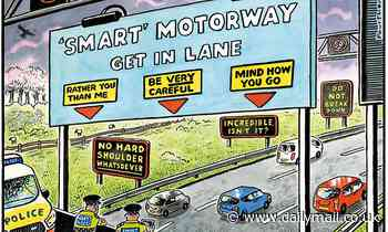 PAUL THOMAS on... 'smart' motorways