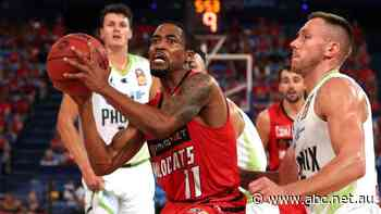 Bryce Cotton eyes Boomers spot for Tokyo Games