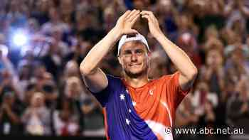 Australian tennis legend Lleyton Hewitt voted into International Tennis Hall of Fame