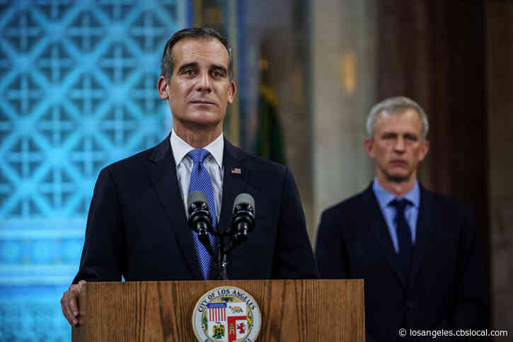 Mayor Eric Garcetti Urges Property Owners To Sign Up For City's New Program