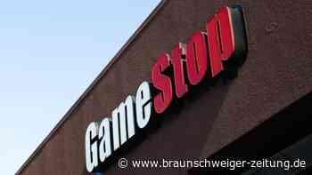 Warnung vor Exzessen: Gamestop-Aktie schließt mit einem Plus von 104 Prozent