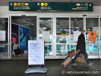 COVID-19: YVR arrivals may be walking away, opting for fines over mandatory hotel quarantine