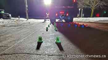 Woman sent to hospital following St. Jacobs crash - CTV Toronto
