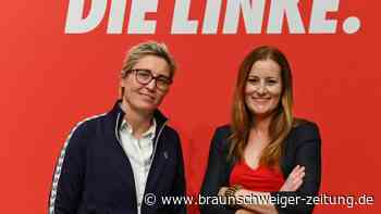 Online-Parteitag: Nach fast neun Jahren: Führungswechsel bei der Linken